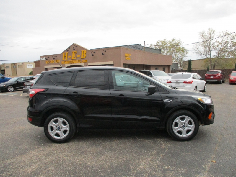 Ford Escape 2018 price $14,500