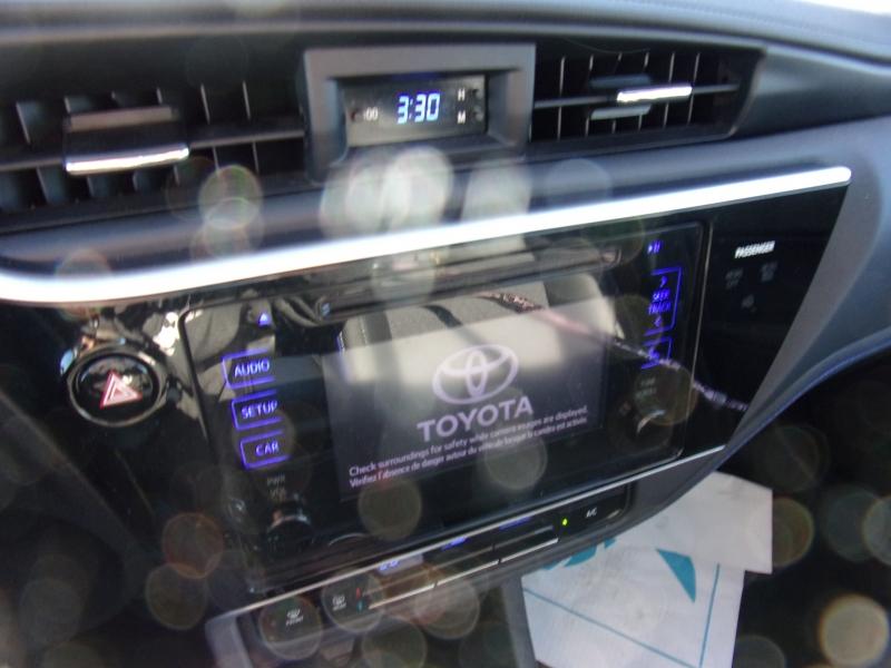 Toyota Corolla 2017 price $15,500