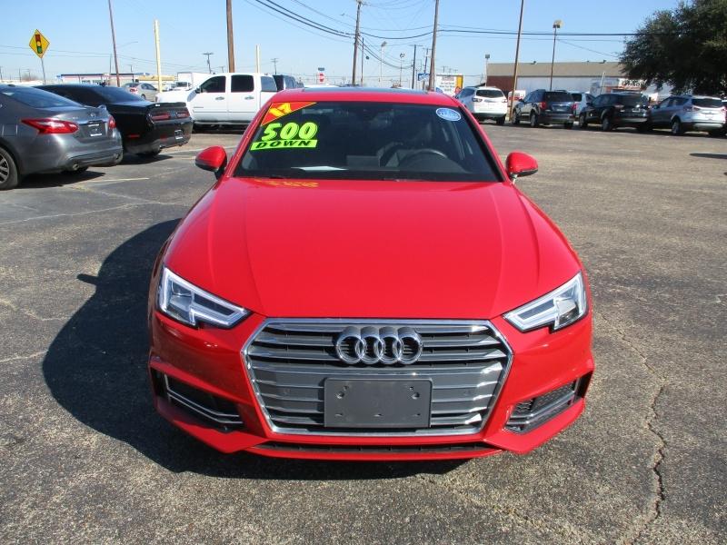 Audi A4 2017 price $21,900