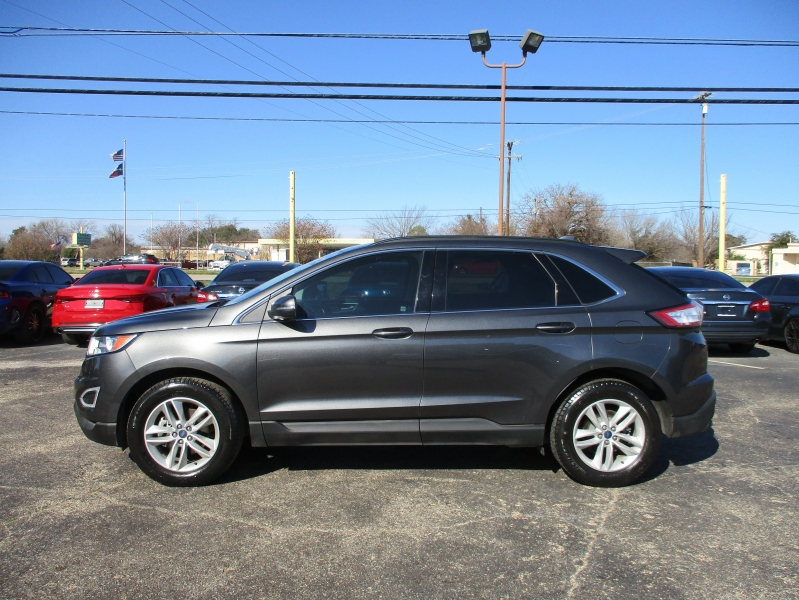 Ford Edge 2017 price $15,995