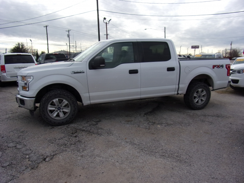 Ford F-150 2017 price $19,900