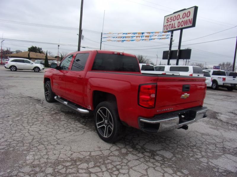 Chevrolet Silverado 1500 2015 price $22,500