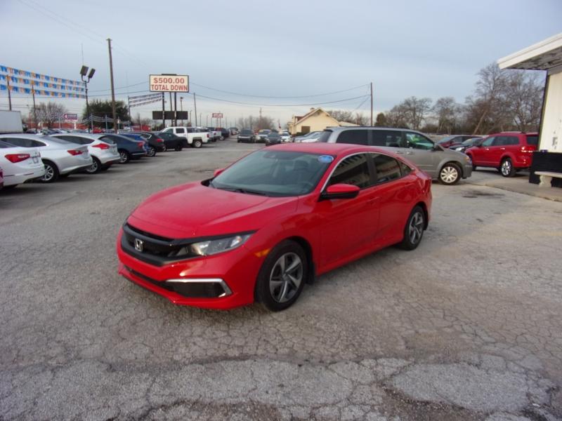 Honda Civic Sedan 2019 price $16,500