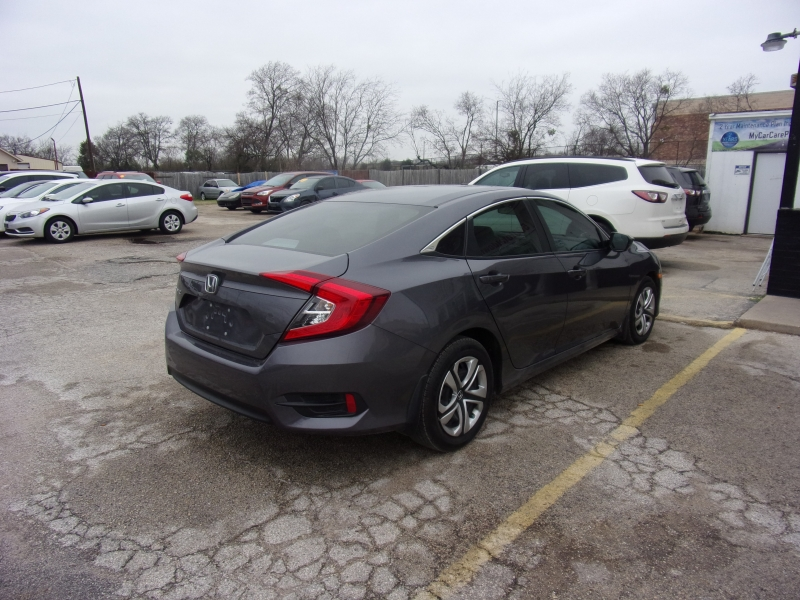 Honda Civic Sedan 2018 price $15,500