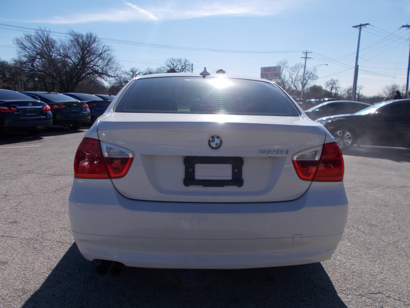 BMW 3-Series 2007 price $6,995