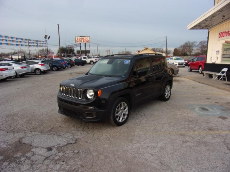 Jeep Renegade 2017 price $13,995