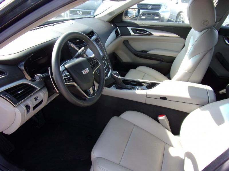 Cadillac CTS Sedan 2017 price $22,500