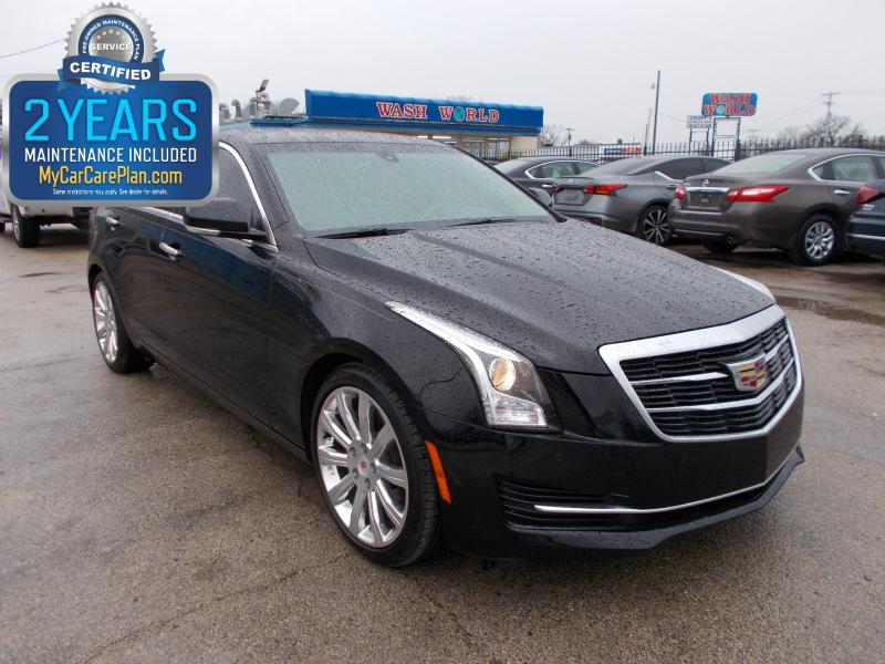 Cadillac ATS Sedan 2017 price $19,500