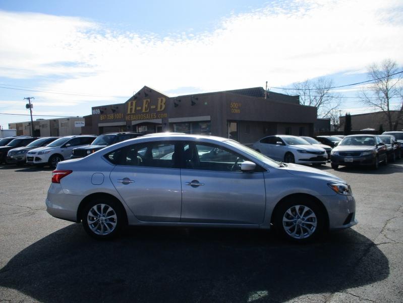 Nissan Sentra 2017 price $9,999