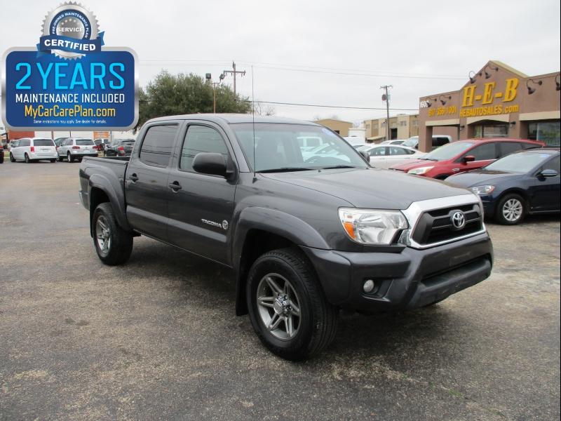 Toyota Tacoma 2014 price $18,995