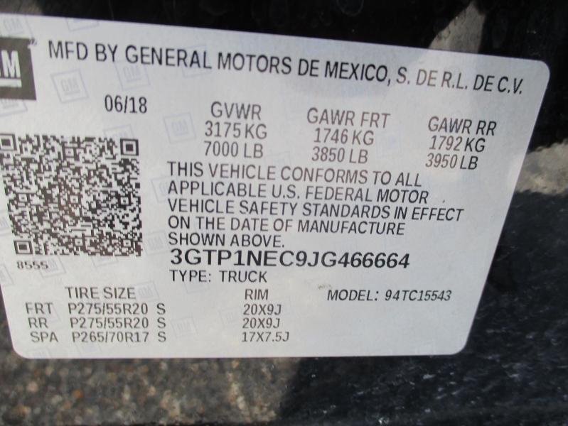 GMC Sierra 1500 2018 price $28,900