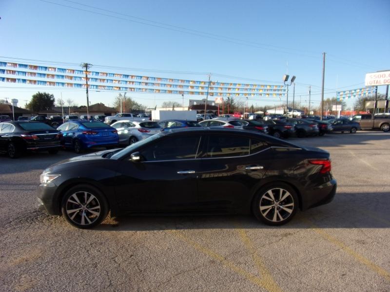 Nissan Maxima 2017 price $20,500