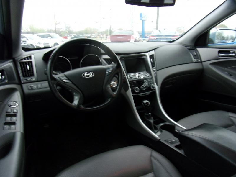 Hyundai Sonata Hybrid 2013 price $8,500