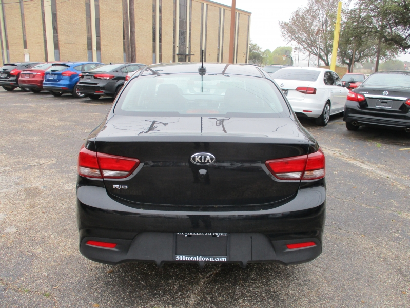 Kia Rio 2019 price $12,500