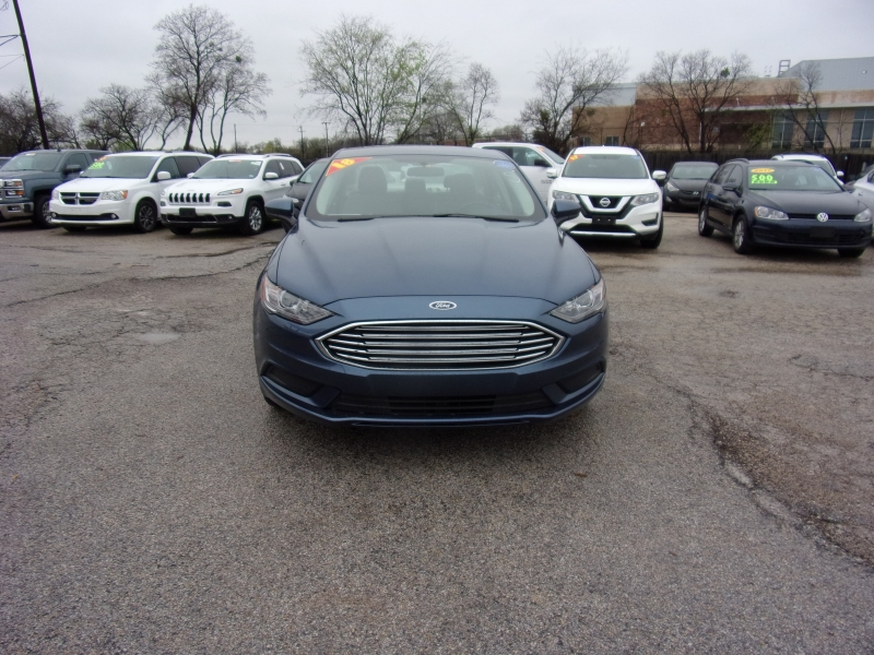 Ford Fusion 2018 price $14,500