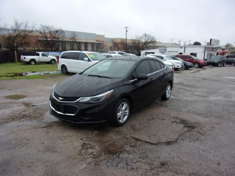 Chevrolet Cruze 2018 price $14,500
