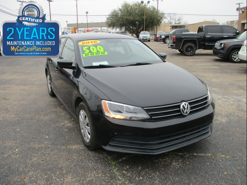 Volkswagen Jetta Sedan 2016 price $11,995