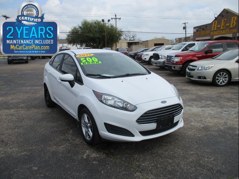 Ford Fiesta 2017 price $9,990