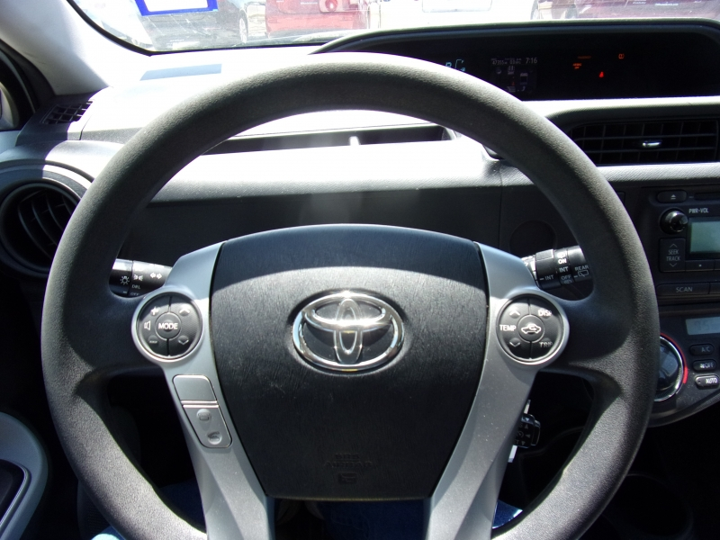 Toyota Prius c 2014 price $9,999