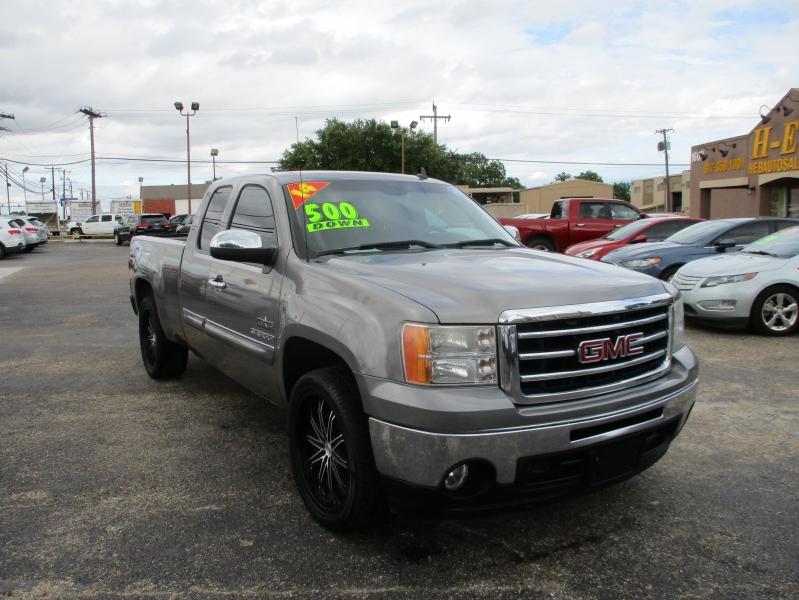 GMC Sierra 1500 2013 price $14,500