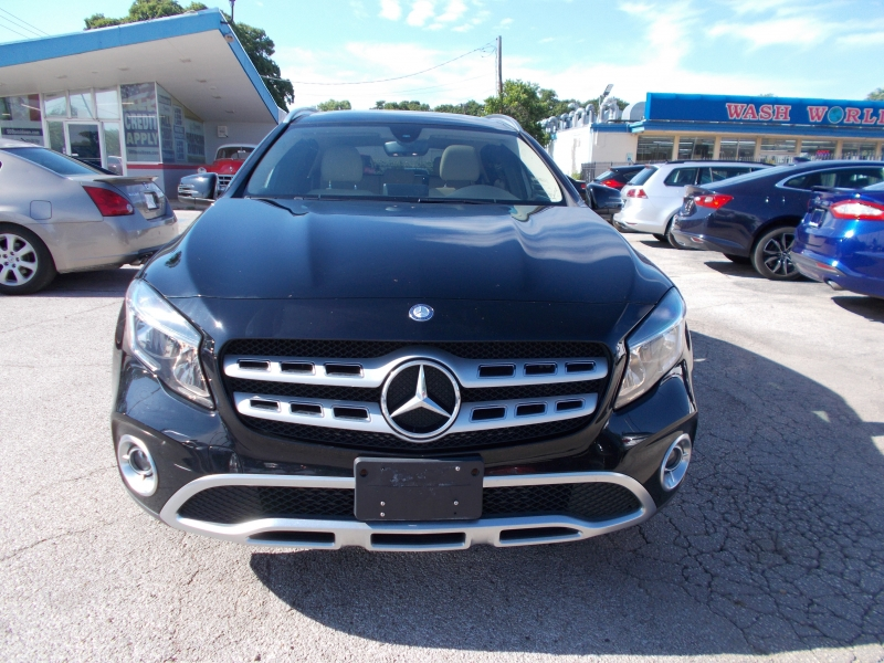 Mercedes-Benz GLA 500totaldown.com 2018 price $23,995