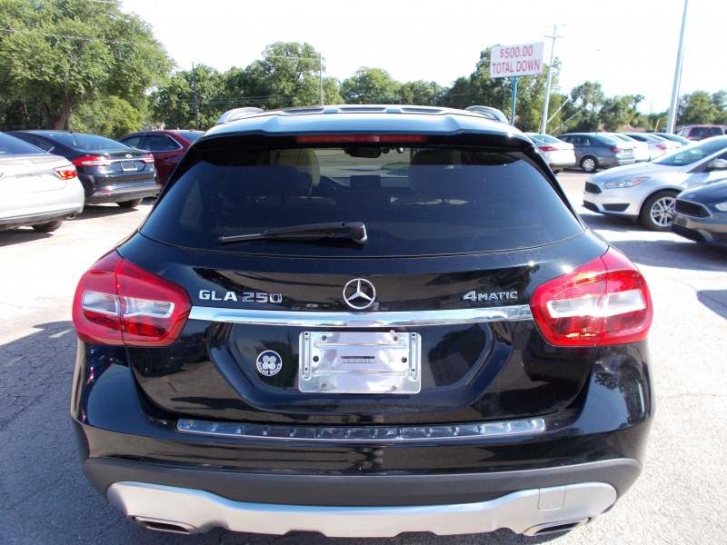 Mercedes-Benz GLA 500totaldown.com 2018 price $22,995