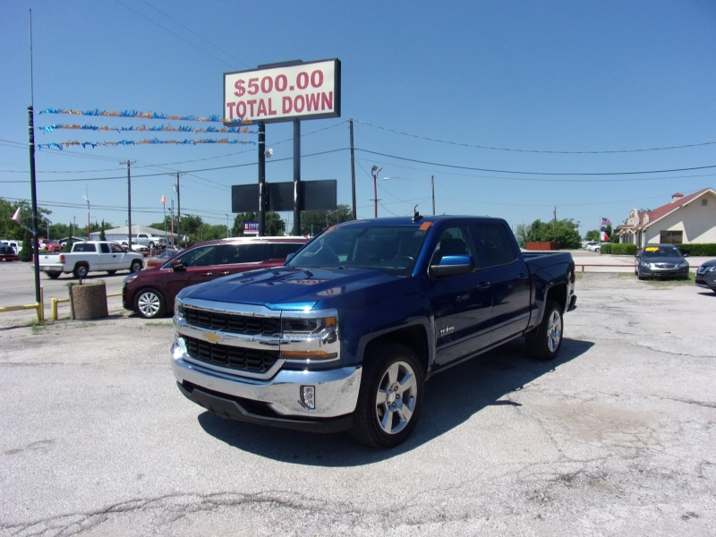 Chevrolet Silverado 1500 2016 price $22,995