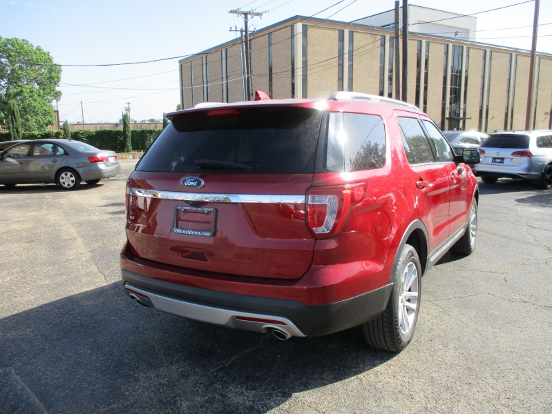 Ford Explorer 2017 price $16,500