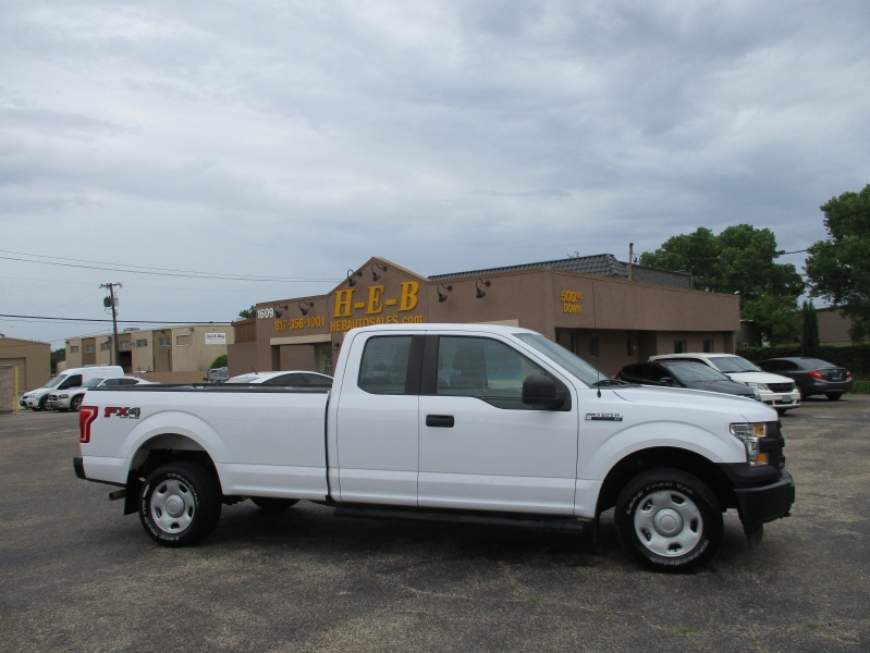Ford F-150 2017 price $18,995