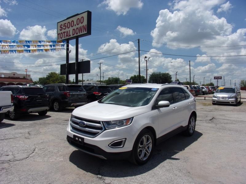 Ford Edge 2017 price $20,995