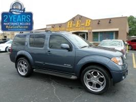 Nissan Pathfinder $500 TOTAL DOWN 2005