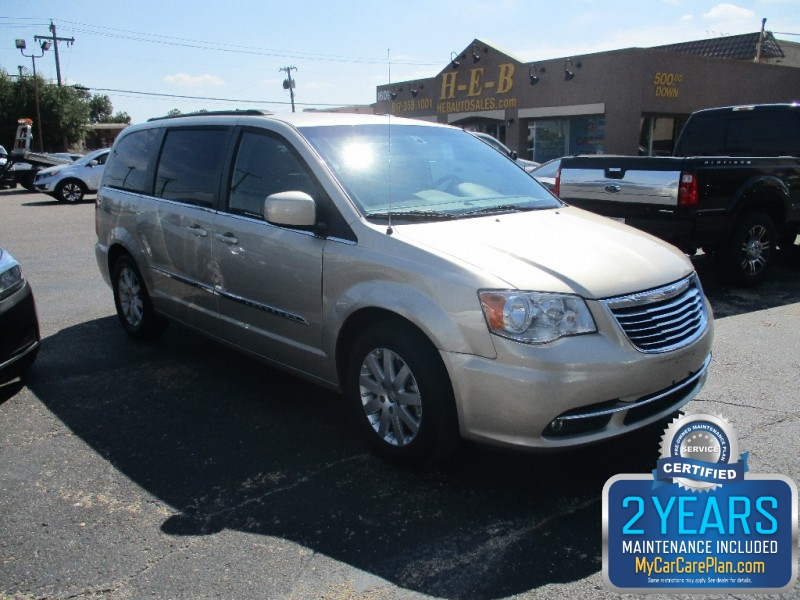 2015 Chrysler Town & Country 500.00 TOTAL DOWN ALL CREDIT