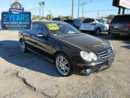 Mercedes-Benz CLK-Class 500.00 TOTAL DOWN ALL CREDIT 2006