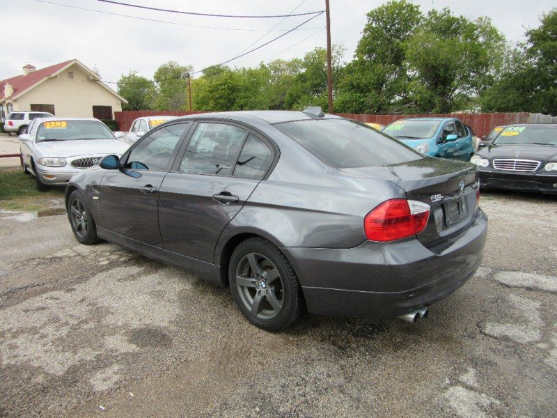 BMW 3 Series 2007 price $4,995