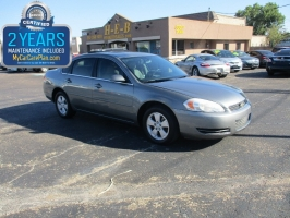 Chevrolet Impala 500.00 total down all credit 2008