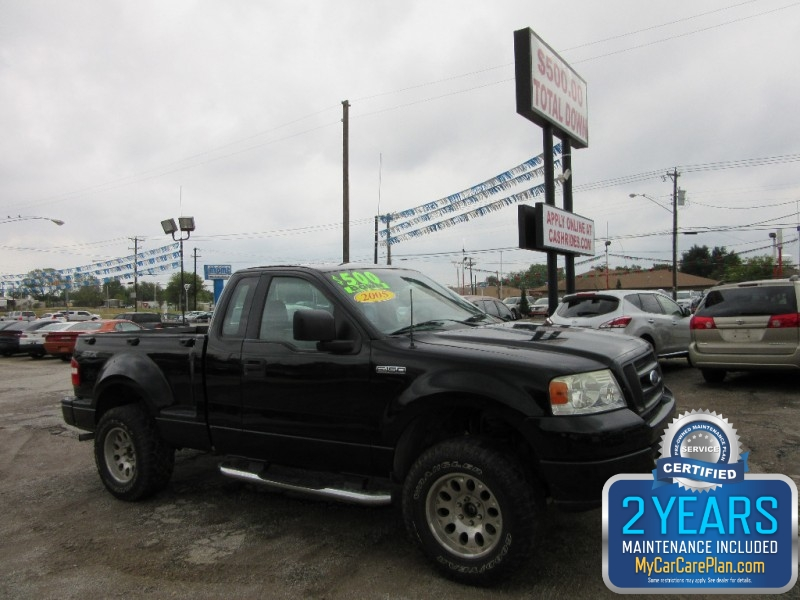 2005 Ford F-150 LAST OF A RARE BREED