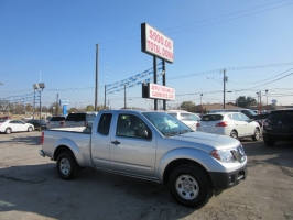 2014 Nissan Frontier 500.00 total down