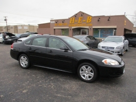 2014 Chevrolet Impala Limited 500.00 total down all credit