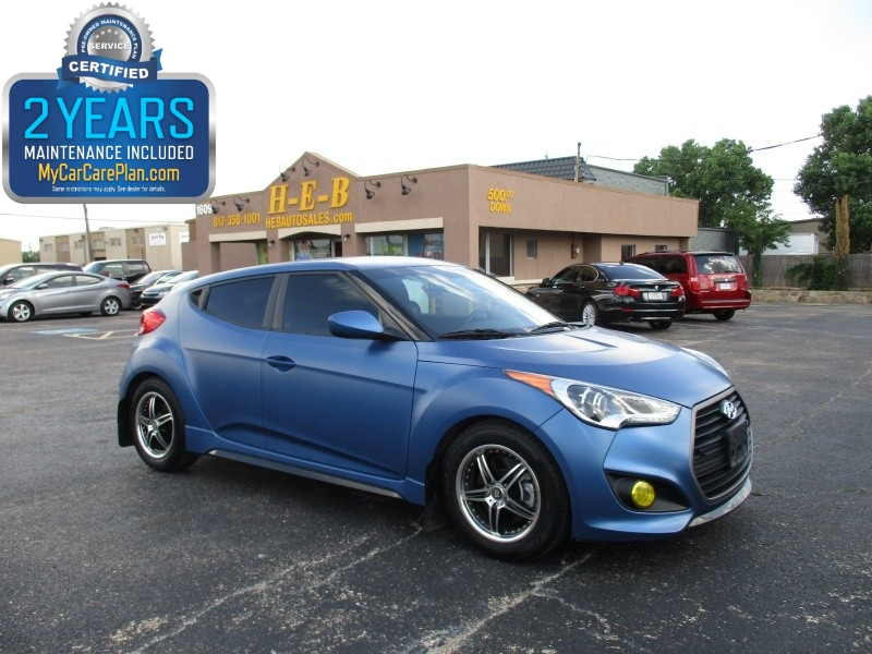 2016 Hyundai Veloster Rally edition rare awesome 500 total down