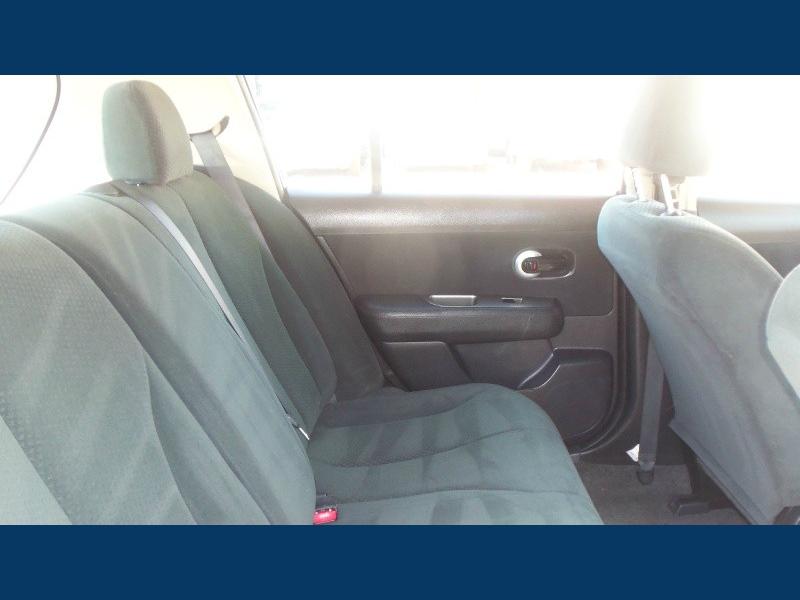 Nissan Versa 2012 price $6,200