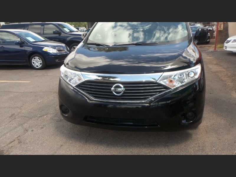 Nissan Quest 2012 price $8,950