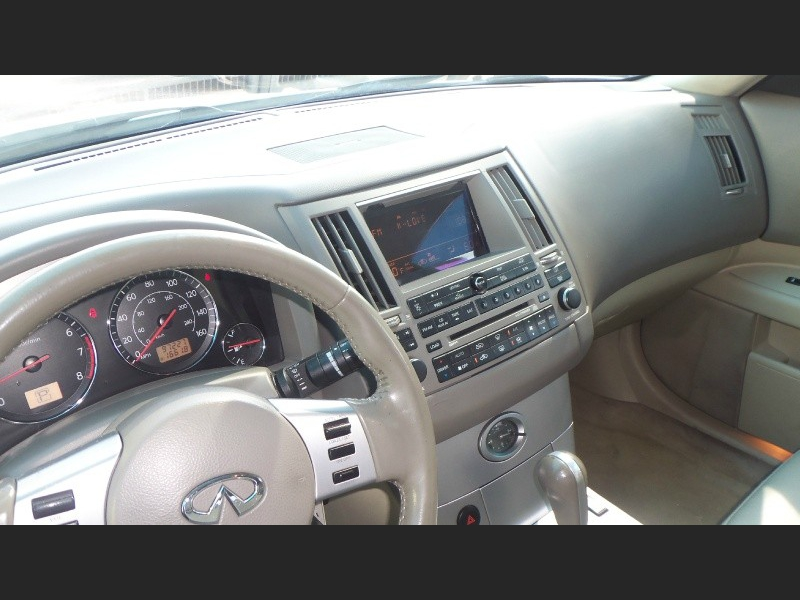 Infiniti FX35 2005 price $7,900
