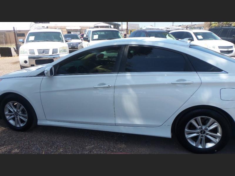 Hyundai Sonata 2014 price $8,350