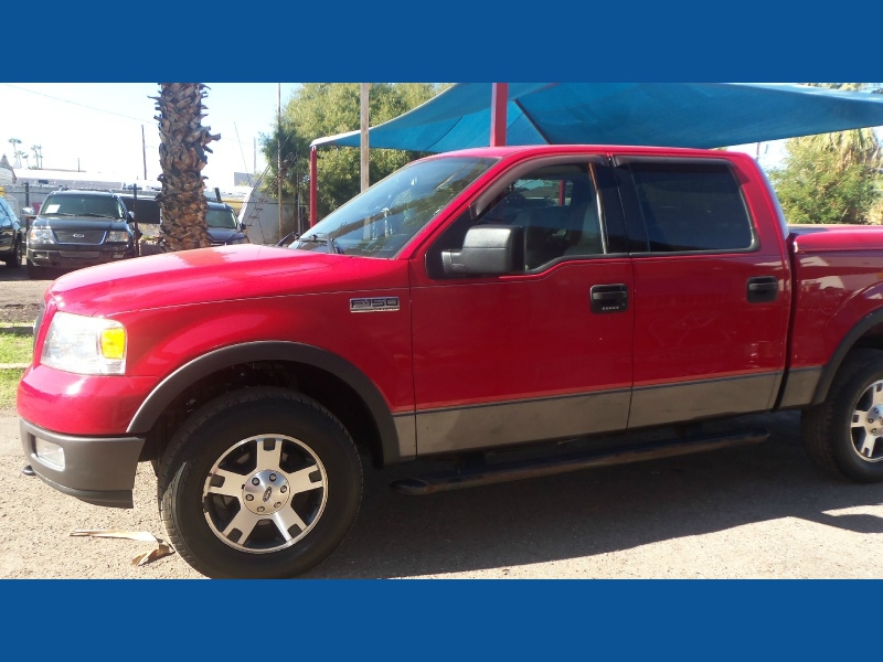 Ford F-150 2004 price $9,350