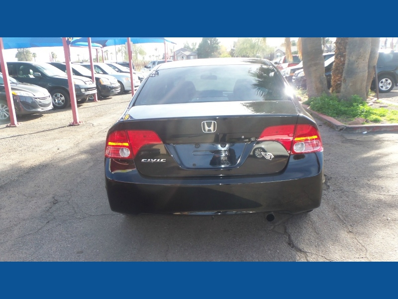 Honda Civic Sdn 2007 price $5,900