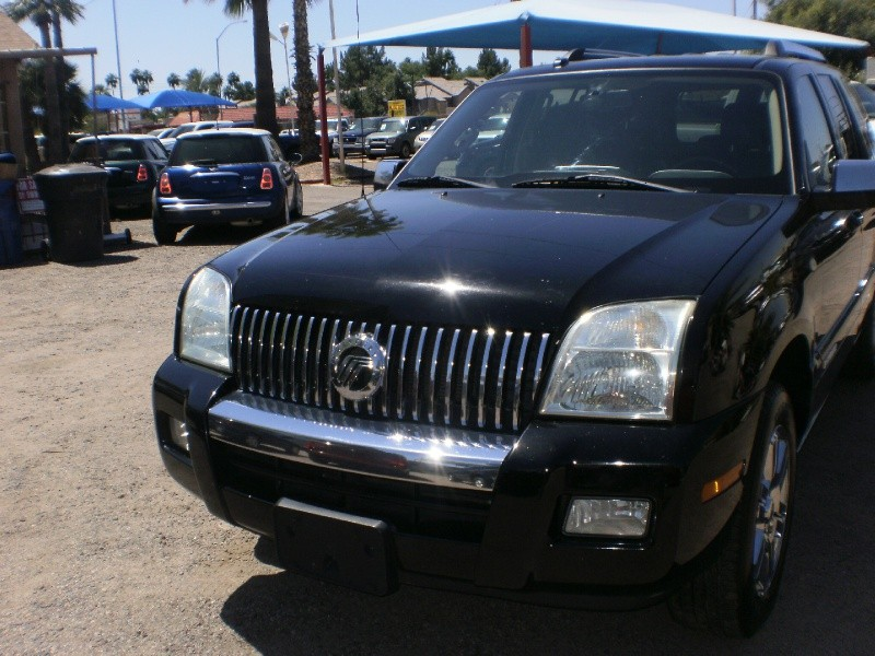 Mercury Mountaineer 2008 price $6,900