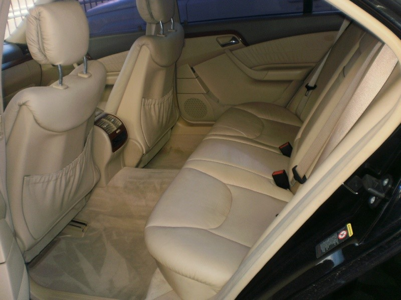 Mercedes-Benz S-Class 2002 price $4,900