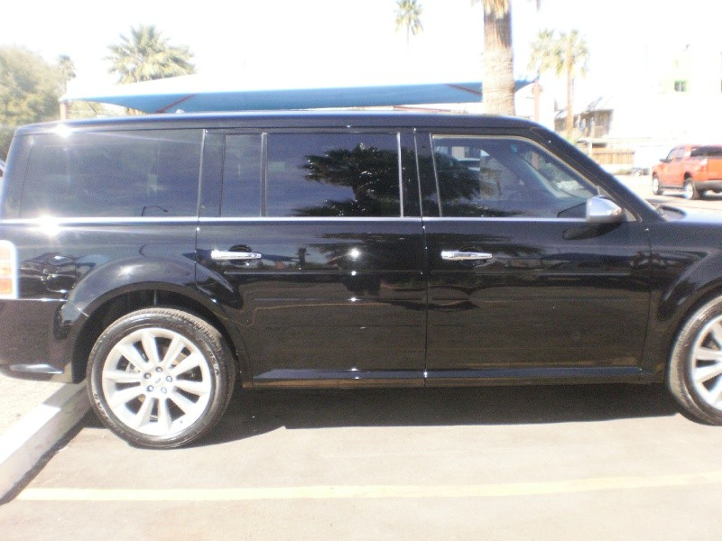 Ford Flex 2009 price $7,900