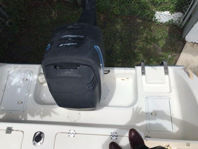 Sea Fox 24' Boat a nice walk around cody cabin Sea Fox Boat 2002 price $13,995