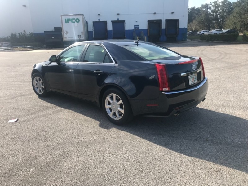 Cadillac CTS 2008 price $5,495